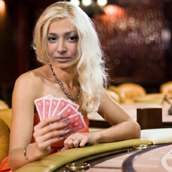 Effekt Female Gambler