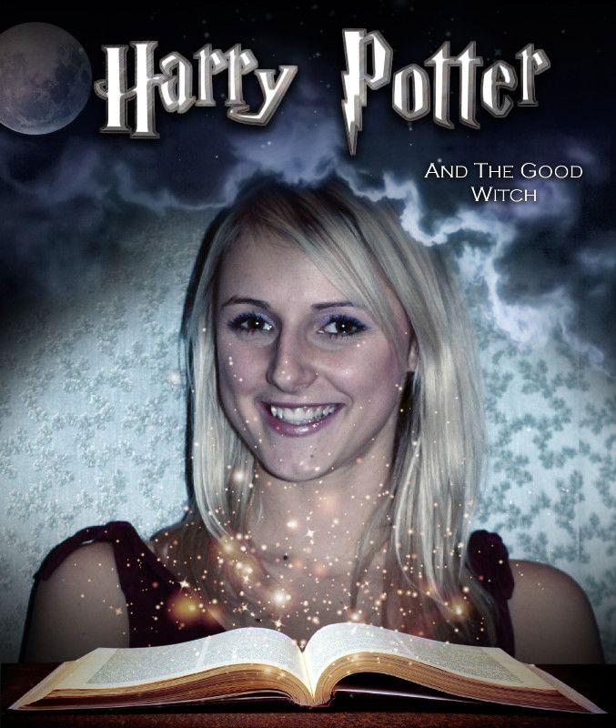 Harry Potter Style Poster: Photofunia