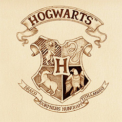 Effekt Hogwarts Brief