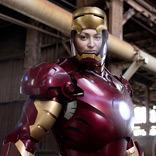 エフェクト Iron Man