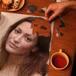 Effet Jigsaw Puzzle