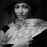 Effet Lady with Fan