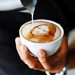 تأثير Latte Art