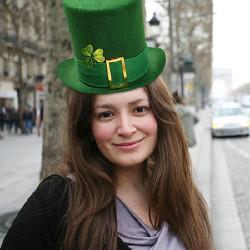 Efekt Leprechaun Hat