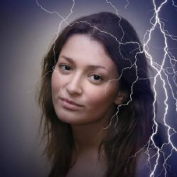 प्रभाव Lightning