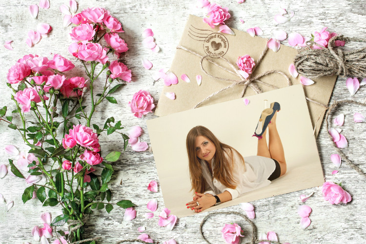 Love Letter - PhotoFunia: Free photo effects and online