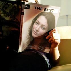 ผลลัพธ์ Magazine