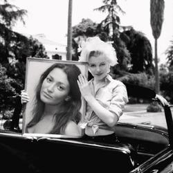 Efecto Autógrafo de Marilyn