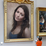 प्रभाव संग्रहालय के बच्चे