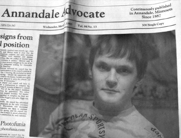 Newspaper - PhotoFunia: Free photo effects and online photo