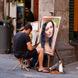 Effet Pisa Street