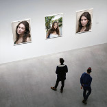 تأثير Portrait Gallery