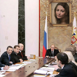 Effect Vladimir Putin