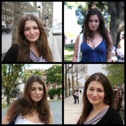 تأثير إطار الصور