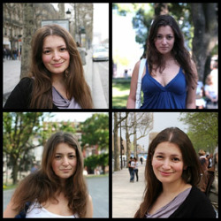 प्रभाव चार छायाचित्र