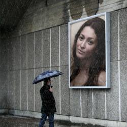Effet Raining
