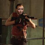 Effet Resident Evil (Barry Burton)