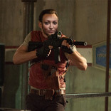 Efekt Resident Evil (Barry Burton)