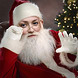效果 圣诞老人