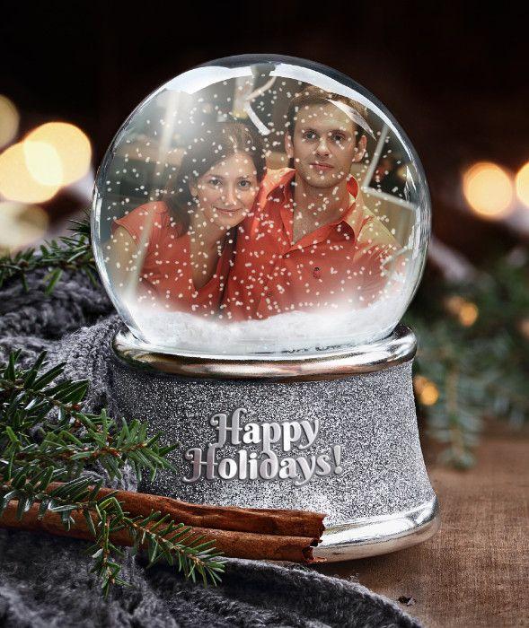 Snow Globe Photofunia Free Photo Effects And Online Photo Editor