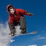 Effet Snowboarder