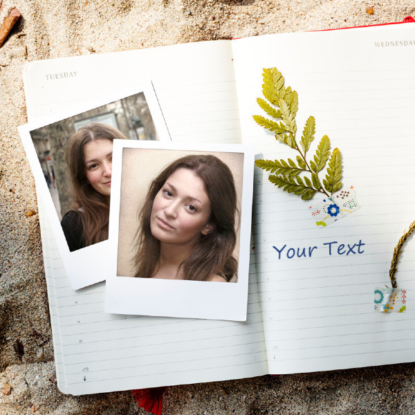 Summer Diary - PhotoFunia: Free photo effects and online photo editor