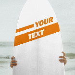 효과 Surfing Board