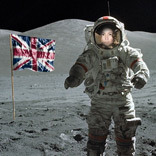 Efekt The First Man on the Moon