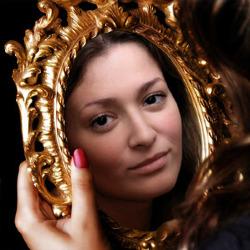 Ефект Старинное зеркало