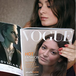 Эффект Журнал Vogue