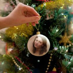 प्रभाव क्रिसमस वृक्ष