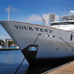 प्रभाव Yacht